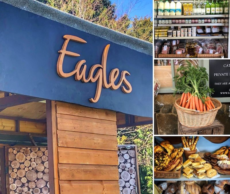 Eagles' pop-up seasonal stall is now open!